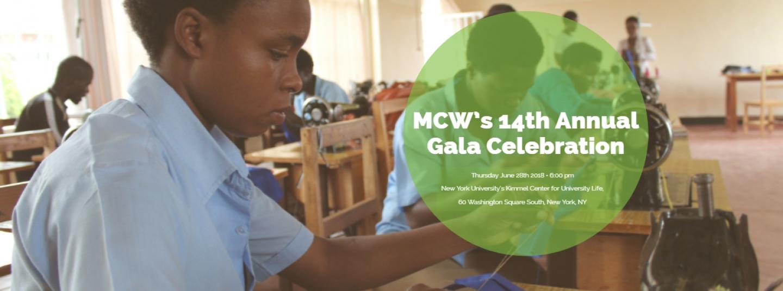 MCW 14th Annual Gala