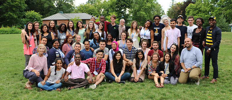2016 YLP Group Shot