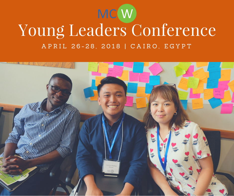 Copy of MCW Young Leaders Conference