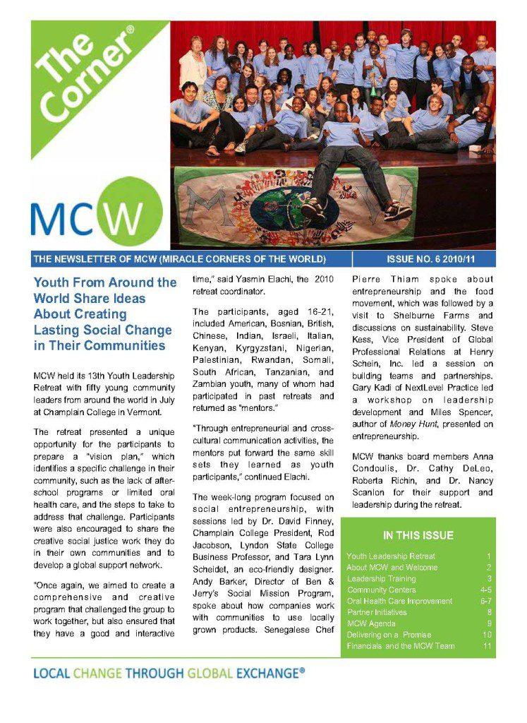 MCW The Corner Vol 6